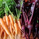 Grønnsaker fra hagen